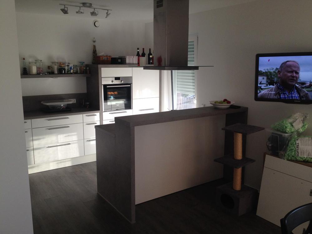 Küche Umziehen